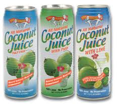 coconute juice