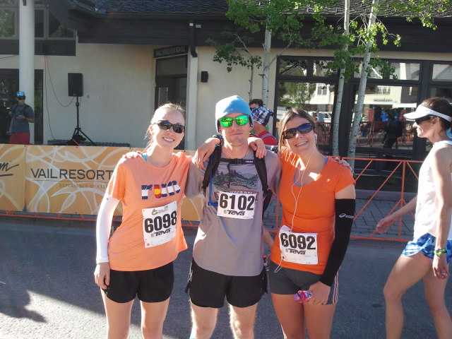 June 2 - Vail Pass Half Marathon