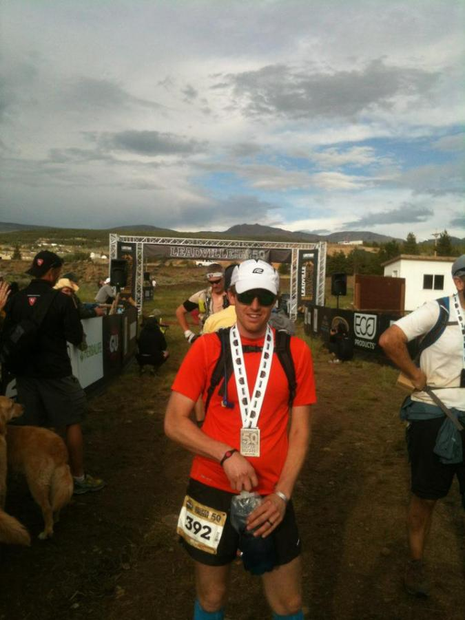 July 15 - Leadville Silver Rush 50 Miler