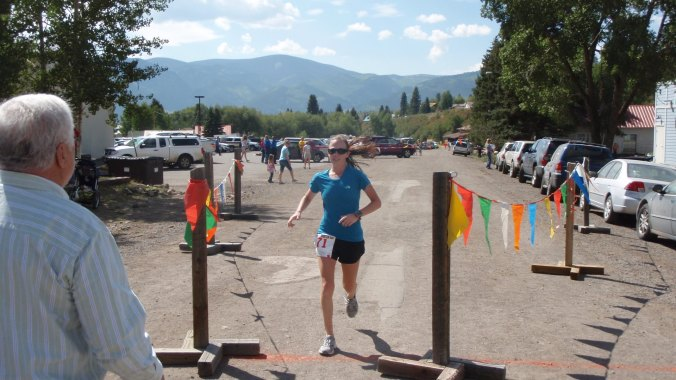 September 1 - Creede Mountain Run