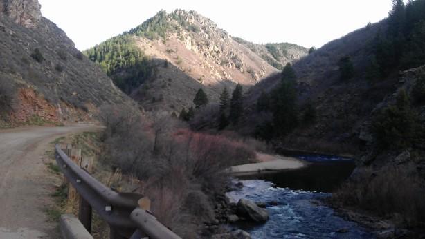 Waterton Canyon, 9 Miles
