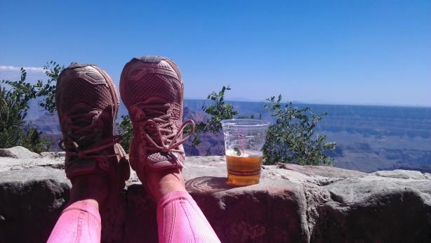 #1. R2R2R - Grand Canyon, 52 Miles