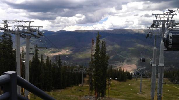 Ascent of Keystone Mountain, 5 Miles
