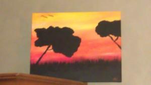 My African Sunset