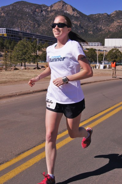 March 31st - 3rd Female | Photo: Tim Bergsten, Pikes Peak Sports