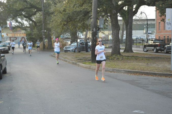 Traveled to Baton Rouge in early March and ran in a local 5K in New Orleans.  Grabbed 2nd female in a smaller field.