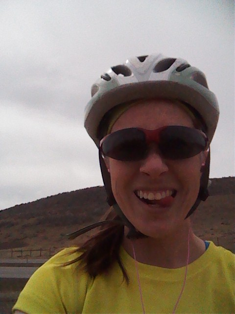 Shameless selfie on a ride down the Platte to Chatfield.