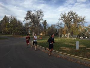 Home for the Holidays 5K | Click for Garmin Data