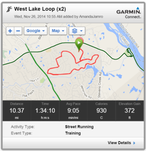 "The ""West Lake Loop"""