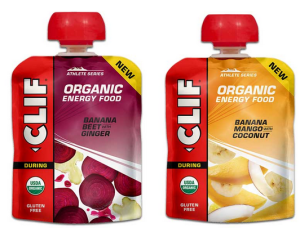CLIF Organic Energy Food in